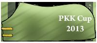 PKK-Cup 2013 palkinto